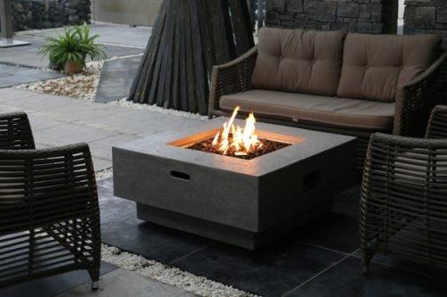 Manhattan Firepit